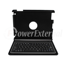 iGo Bluetooth Keyboard with Swivel Case for Apple iPad 2